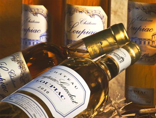 Les vins du château
